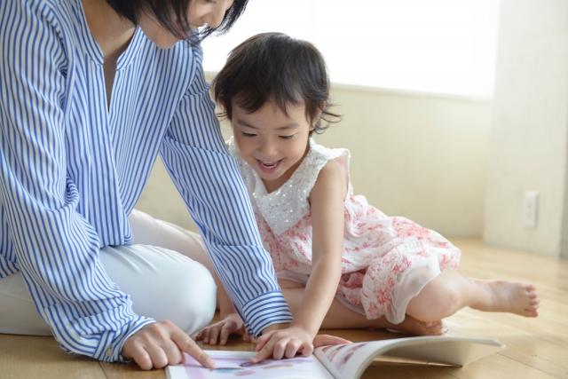 子どもの発育に効果的な読み聞かせ絵本3冊!